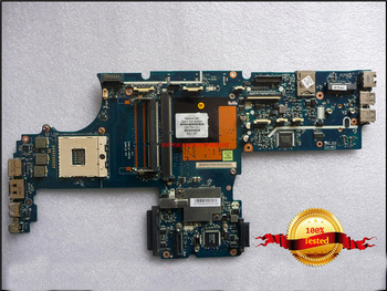 Top quality , For HP laptop mainboard 8540P 595764-001 laptop motherboard, Tested 60 days warranty