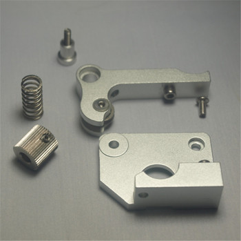 Horizon Elephant / 3D Printer parts aluminum metal MK9 Extruder Upgrade pack right hand(no motor)